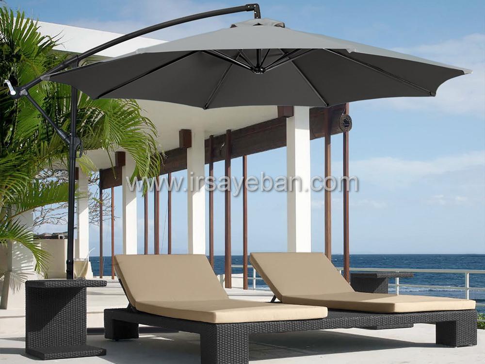 قیمت سایبان چتری پایه کتار