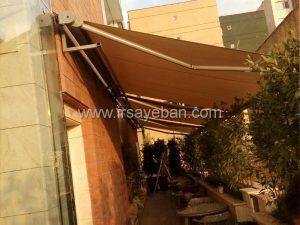 سایبان برقی باکس در هتل وزرا تهران