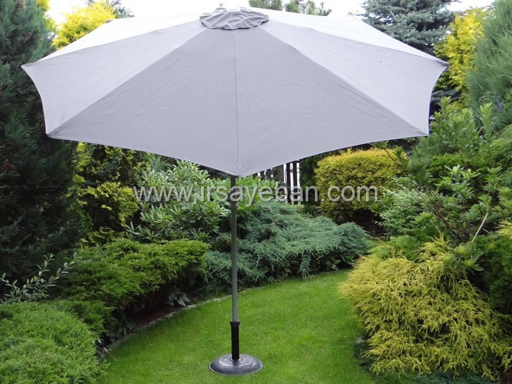 سایبان برقی چتری